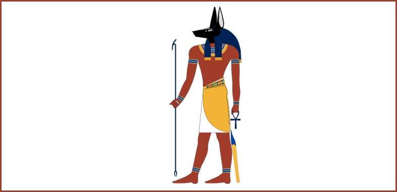 Анубис по египетскому гороскопу