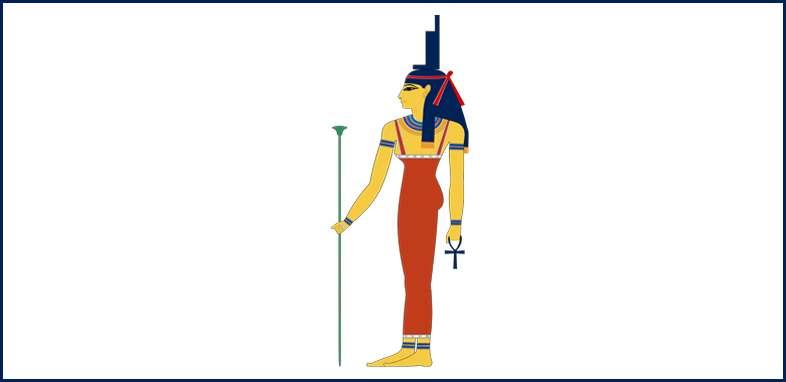 Изида по египетскому гороскопу