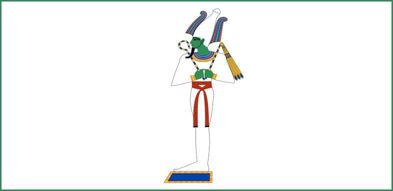 Осирис по египетскому гороскопу