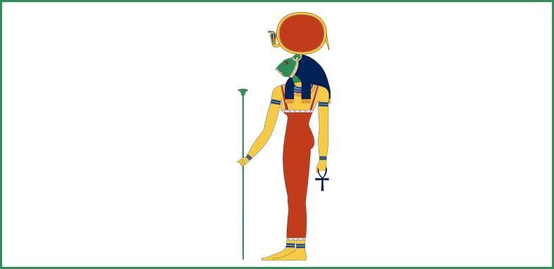 Сехмет по египетскому гороскопу