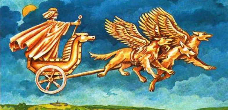 Даждьбог по славянскому гороскопу