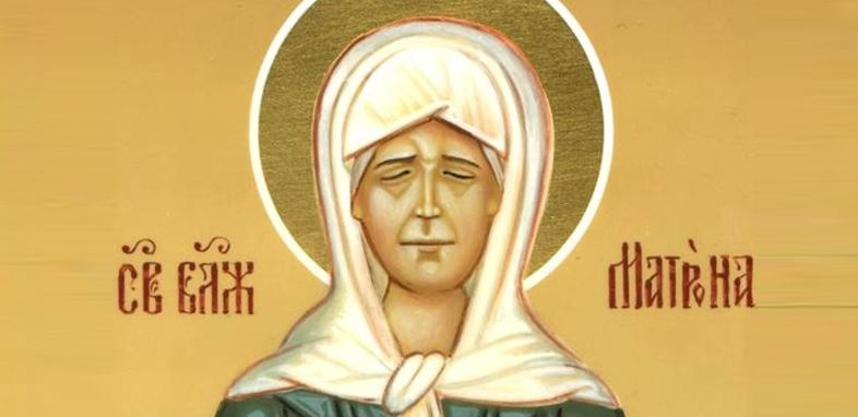 Молитва Матроне Московской об исцелении от болезней