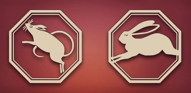 Крыса и Кролик совместимость в любви, браке и постели